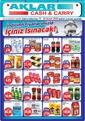 Aklar Toptan Market 19 - 29 Şubat 2020 Kampanya Broşürü! Sayfa 1 Önizlemesi