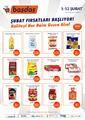Başdaş Market 01 - 02 Şubat 2020 Kampanya Broşürü! Sayfa 2 Önizlemesi