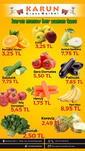 Karun Gross Market 14 - 17 Şubat 2020 Manav İndirimleri Sayfa 1
