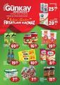 Günkay Market 01 - 09 Şubat 2020 Kampanya Broşürü! Sayfa 1 Önizlemesi