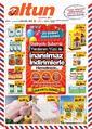 Altun Market 25 Şubat - 09 Mart 2020 Esenyurt Balıkyolu Mağazasına Özel Kampanya Broşürü! Sayfa 1