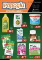 Papoğlu Market 08 - 23 Şubat 2020 Kampanya Broşürü! Sayfa 1