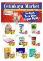 Çetinkaya Market 07 - 16 Şubat 2020 Kampanya Broşürü! Sayfa 1