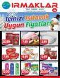 Irmaklar Market 11 - 16 Şubat 2020 Kampanya Broşürü! Sayfa 1