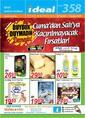 İdeal Hipermarket 07 - 11 Şubat 2020 Kampanya Broşürü! Sayfa 1 Önizlemesi