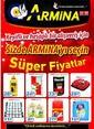 Armina Market 15 - 25 Şubat 2020 Kampanya Broşürü! Sayfa 1