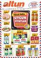 Altun Market 19 Şubat - 01 Mart 2020 Kampanya Broşürü! Sayfa 1