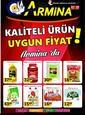 Armina Market 01 - 10 Şubat 2020 Kampanya Broşürü! Sayfa 1