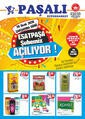 Paşalı Market 29 Ocak - 05 Şubat 2020 Kampanya Broşürü! Sayfa 1 Önizlemesi
