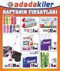 Adadakiler Market 03 - 09 Şubat 2020 Kampanya Broşürü! Sayfa 1