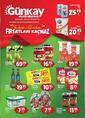 Günkay Market 01 - 09 Şubat 2020 Kampanya Broşürü! Sayfa 1