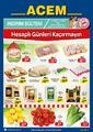Acem Market 12 - 17 Mart 2020 Kampanya Broşürü! Sayfa 1