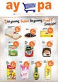 Aypa Market 27 - 29 Mart 2020 Kampanya Broşürü! Sayfa 1
