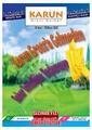 Karun Gross Market 31 Mart - 19 Nisan 2020 Kampanya Broşürü! Sayfa 6 Önizlemesi