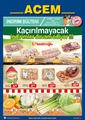 Acem Market 05 - 10 Mart 2020 Kampanya Broşürü! Sayfa 1 Önizlemesi