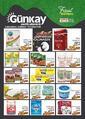 Günkay Market 21 - 23 Mart 2020 Kampanya Broşürü! Sayfa 1