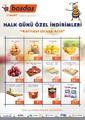 Başdaş Market 11 Mart 2020 Halk Günü Fırsatları Sayfa 1