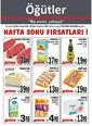 Öğütler Market 06 - 09 Mart 2020 Hafta Sonu Kampanya Broşürü! Sayfa 1