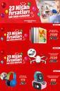 MediaMarkt 23 Nisan 2020 Fırsat Ürünleri Sayfa 1