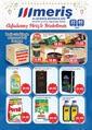Meriş Alışveriş Merkezleri 22 Nisan - 03 Mayıs 2020 Kampanya Broşürü! Sayfa 1
