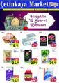 Çetinkaya Market 20 - 27 Nisan 2020 Kampanya Broşürü! Sayfa 1