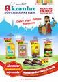 Akranlar Süpermarket 22 Nisan - 14 Mayıs 2020 Kampanya Broşürü! Sayfa 1