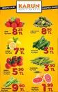 Karun Gross Market Manav Fırsatları Sayfa 1 Önizlemesi