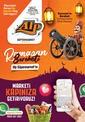 Alp Market 20 Nisan - 03 Mayıs 2020 Kampanya Broşürü! Sayfa 1