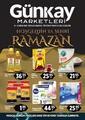 Günkay Market 13 - 20 Nisan 2020 Kampanya Broşürü! Sayfa 1