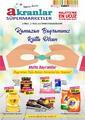 Akranlar Süpermarket 15 - 27 Mayıs 2020 Kampanya Broşürü! Sayfa 1