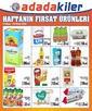 Adadakiler Market 04 - 08 Mayıs 2020 Kampanya Broşürü! Sayfa 1