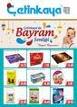 Çetinkaya 15 - 31 Mayıs 2020 Bayram Özel Kampanya Broşürü! Sayfa 1