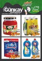 Günkay Market 08 Mayıs 2020 kuruçeşme, Derince ve Tütünçiftlik Mağazalarına Özel Kampanya Broşürü! Sayfa 1 Önizlemesi