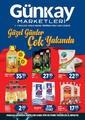 Günkay Market 11 - 17 Mayıs 2020 Kampanya Broşürü! Sayfa 1