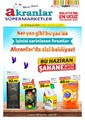 Akranlar Süpermarket 05 - 25 Haziran 2020 Kampanya Broşürü! Sayfa 1