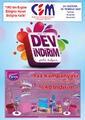 Cem Hipermarket 24 Haziran - 05 Temmuz 2020 Kampanya Broşürü! Sayfa 1 Önizlemesi
