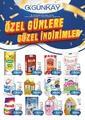 Günkay Market 05 - 12 Haziran 2020 Kampanya Broşürü! Sayfa 1