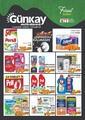 Günkay Market 08 - 12 Haziran 2020 Kampanya Broşürü! Sayfa 1
