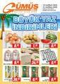 Gümüş Ekomar Market 18 - 25 Haziran 2020 Kampanya Broşürü! Sayfa 1