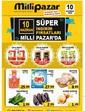 Milli Pazar Market 10 Haziran 2020 Halk Günü Kampanya Broşürü! Sayfa 1