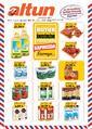 Altun Market 24 - 30 Haziran 2020 Kampanya Broşürü! Sayfa 1