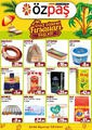 Özpaş Market 04 - 14 Haziran 2020 Kampanya Broşürü! Sayfa 1