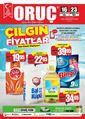 Oruç Market 16 - 23 Haziran 2020 Kampanya Broşürü! Sayfa 1