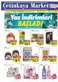 Çetinkaya Market 12 - 21 Haziran 2020 Kampanya Broşürü! Sayfa 1 Önizlemesi