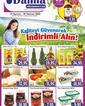 Damla Market 19 - 30 Haziran 2020 Kampanya Broşürü! Sayfa 1