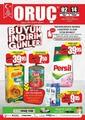 Oruç Market 02 - 14 Haziran 2020 Kampanya Broşürü! Sayfa 1