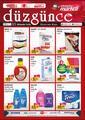 Düzgün Market 22 - 30 Haziran 2020 Kampanya Broşürü! Sayfa 1