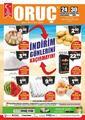 Oruç Market 24 - 30 Haziran 2020 Kampanya Broşürü! Sayfa 1