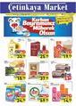 Çetinkaya Market 24 Temmuz - 02 Ağustos 2020 Kampanya Broşürü! Sayfa 1