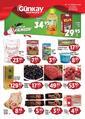 Günkay Market 09 - 13 Temmuz 2020 Kampanya Broşürü! Sayfa 1